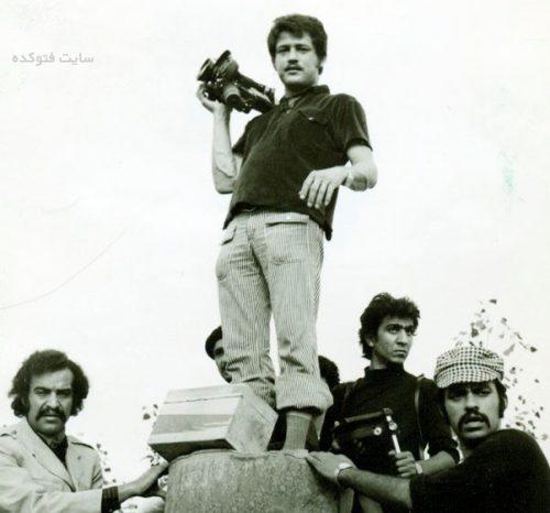 ایرج صادق پور همسر آفرین عبیسی