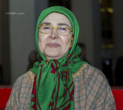 بیوگرافی و عکس آفرین عبیسی و همسرش ایرج صادق پور