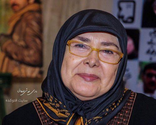 عکس و بیوگرافی آفرین عبیسی و همسرش ایرج صادق پور