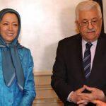 پشت پرده دیدار محمود عباس با سرکرده منافقین؛ رضایت ریاض مهمتر از قضیه فلسطین