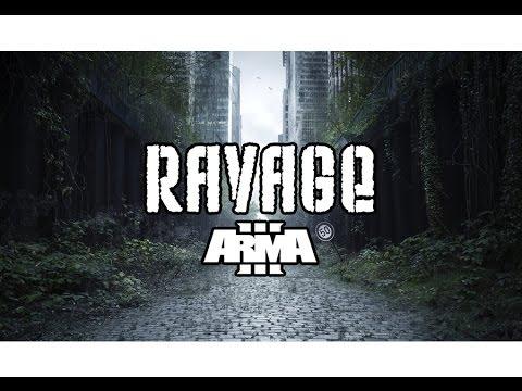 دانلود مود RAVAGE برای Arma 3
