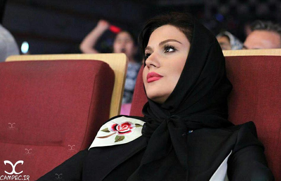 رز رضوی در کنسرت محمد علیزاده