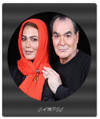 بیوگرافی و عکسهای رضا صفایی پور با دخترش