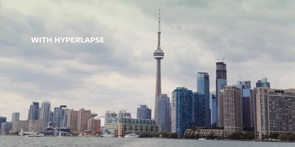 دانلود برنامه ی رسمی Microsoft Hyperlapse Mobile شرکت اینستاگرام