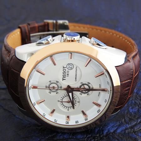 خرید ساعت مچی مردانه تیسوت اصل