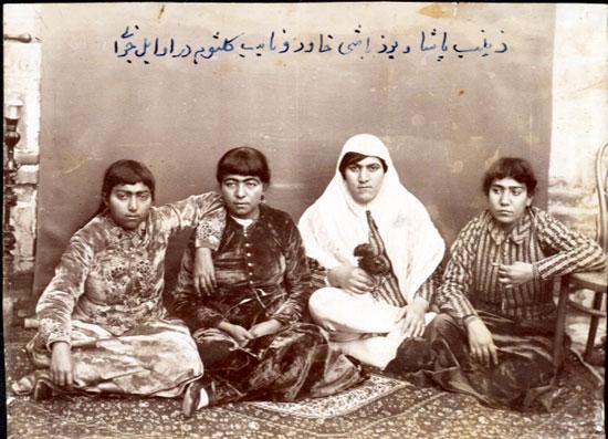 زنان تبریز