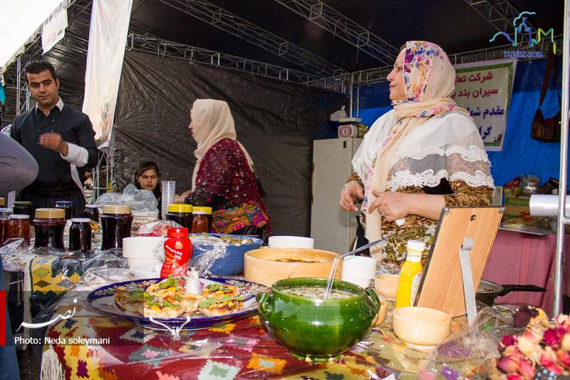 غذای آذربایجان