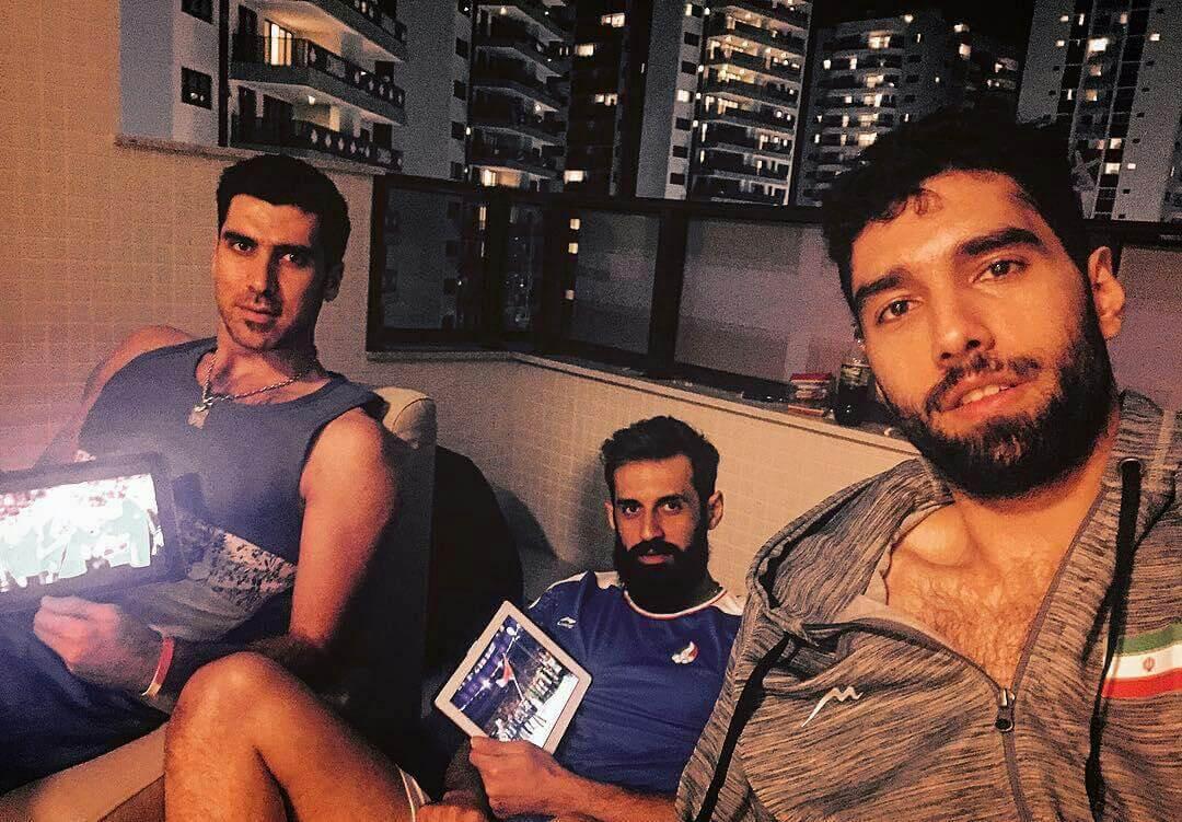 دلیل قهر معروف موسوی و محمودی از رژه افتتاحیه المپیک 2016 ریو+عکس
