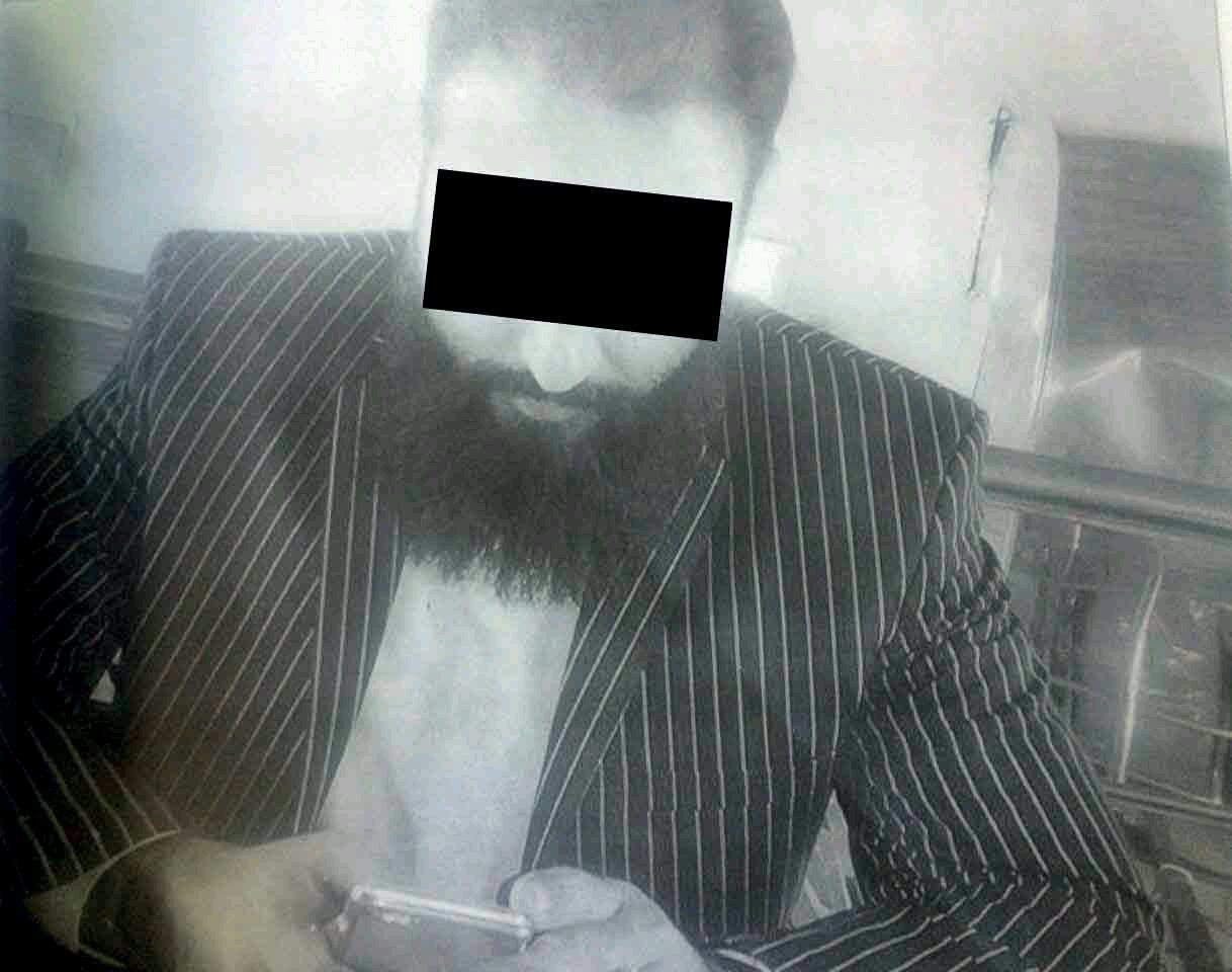 ابوحر  در  مشهد دستگیر شد