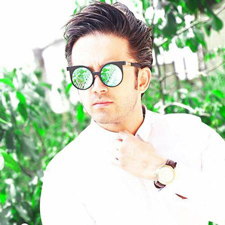 عینک آفتابی برای دن استاندارد مردانه
