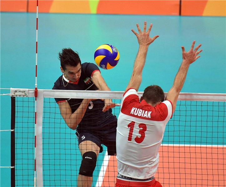 فیلم خلاصه بازی والیبال ایران لهستان المپیک 2016 ریو 20 مرداد 95+نتیجه و تحلیل