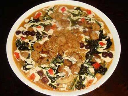 غذاهای محلی استان اردبیل