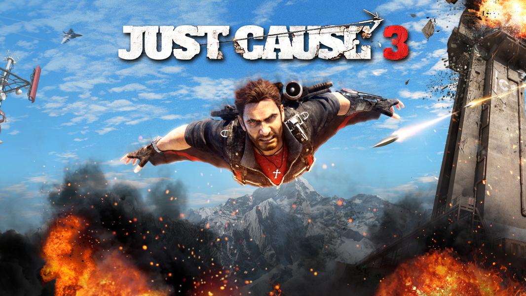 دانلود ترینر سالم بازی Just Cause 3