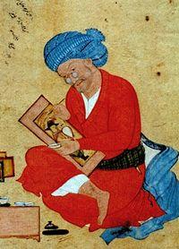 کدام مشهورترین نقاش زمان شاه عباس صفوی است؟