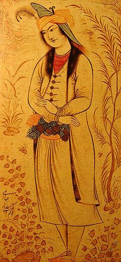 مشهور ترین نقاش زمان شاه عباس صفوی کدام است؟
