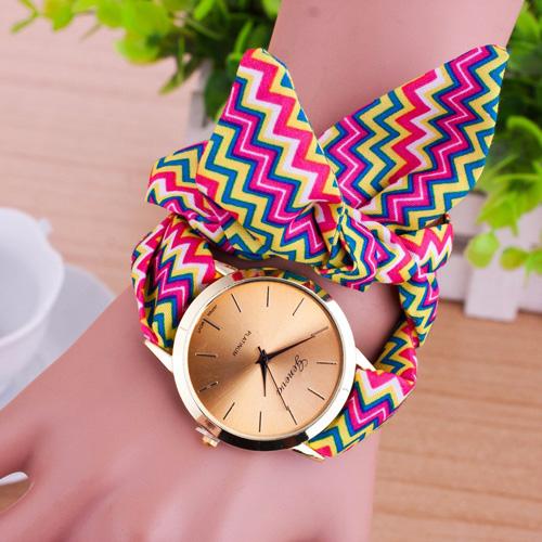 فروش ساعت زنانه رنگین کمان