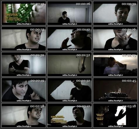 دانلود موزیک ویدیو تقویم از علیرضا طلیسچی با کیفیت HD-720P