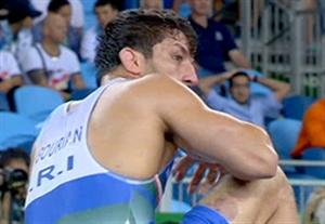دانلود فیلم کشتی شکست حمید سوریان مقابل اوتای ژاپنی در المپیک 2016 ریو