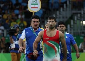 نتیجه نهایی مسابقات کشتی سعید عبدولی و اهدای مدال برنز المپیک 2016 ریو