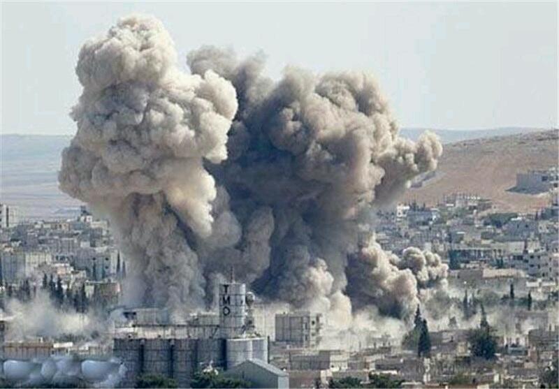 بمباران یک بیمارستان در یمن