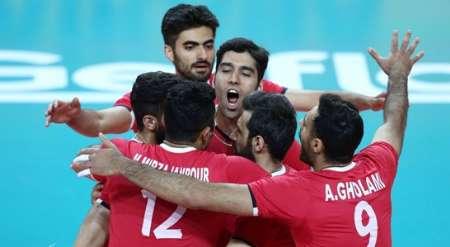 زمان (تاریخ و ساعت) والیبال ایران و ایتالیا در المپیک 2016 ریو