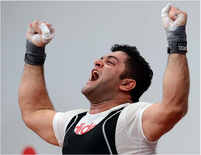 ساعت ( زمان و تاریخ ) مسابقه وزنه برداری محمدرضا براری المپیک 2016 ریو