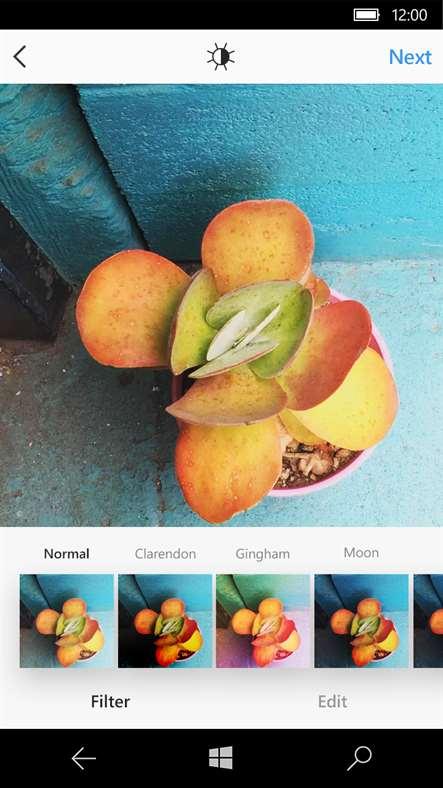 دانلود نسخه ی جدید اینستاگرام برای ویندوز فون 10