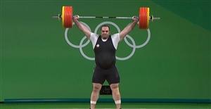 نتیجه وزنهبرداری بهداد سلیمی المپیک 2016 ریو | فیلم رکوردشکنی