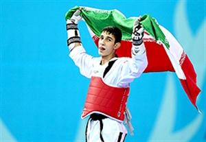 نتیجه مسابقه تکواندو فرزان عاشورزاده المپیک 2016 | دانلود فیلم بازیها