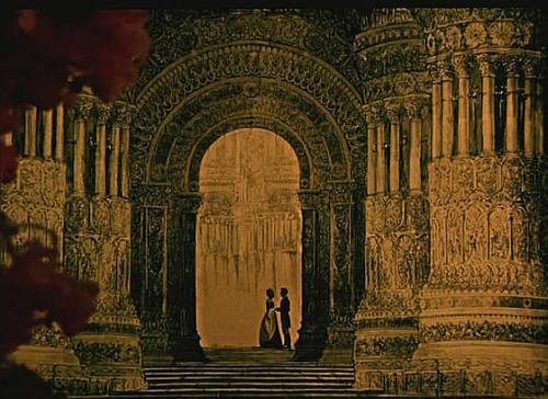 نمایی از فیلم بارون مونهاوزن ساخته کارل زمان