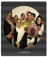 مراسم رونمايي از محصولات جناب خان