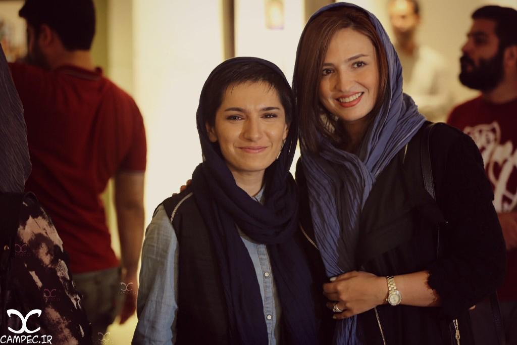 عکسهای گلاره عباسی در نمایشگاه عکس فیلم لانتوری