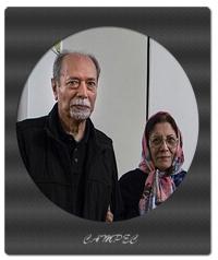 علی نصیریان با همسرش+عکسها و بیوگرافی کامل