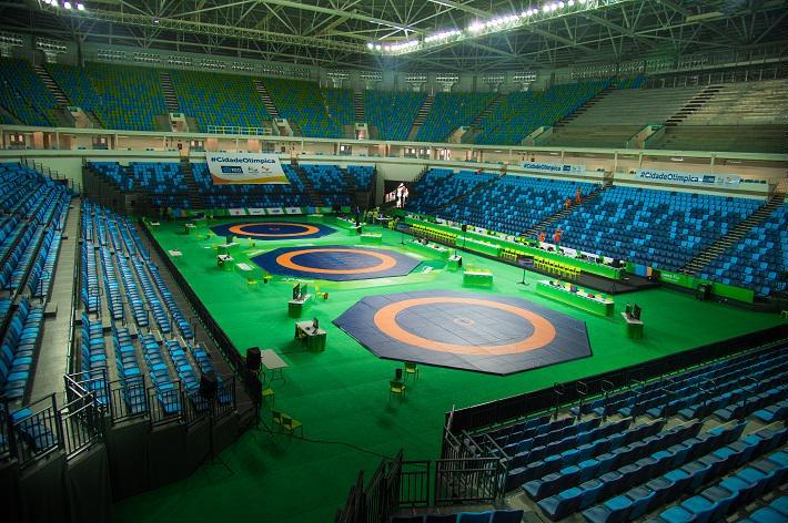 برنامه کامل مسابقات کشتی آزاد ایران در المپیک 2016 ریو