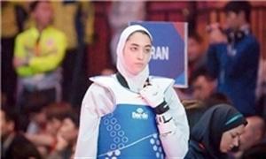نتیجه بازی شانس مجدد کیمیا علیزاده مقابل حریف تایلندی المپیک 2016+فیلم