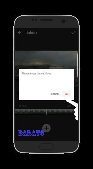 آموزش تصویری قرار دادن متن زیر فیلم در اندروید - زیر نویس