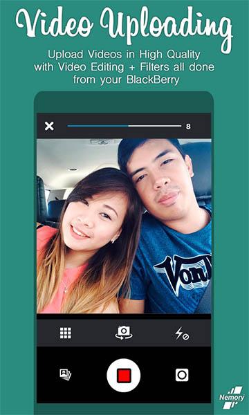 دانلود اینستاگرام برای سیستم عامل بلک بری