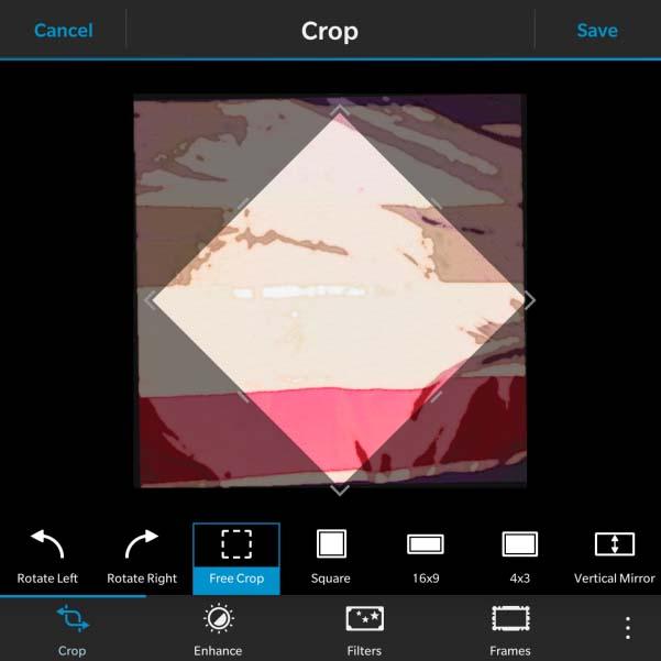 دانلود اینستاگرام برای سیستم عامل بلک بری blackberry