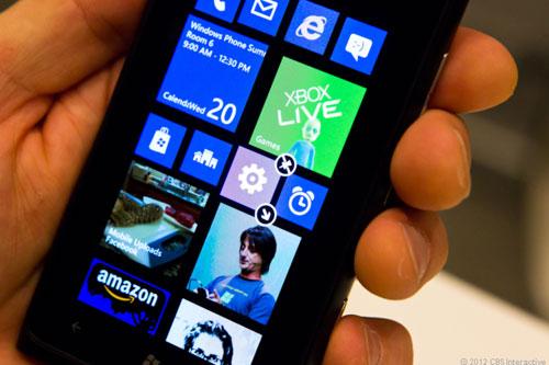 مشخصات فنی سیستم عامل - ویندوز فون