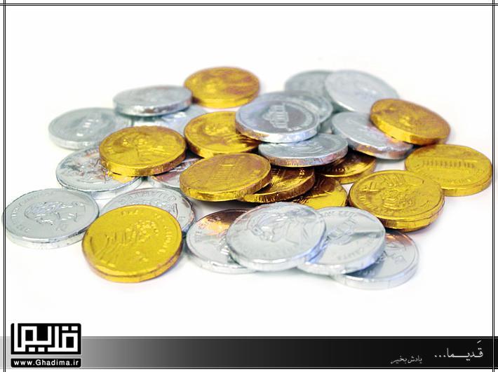آدامس های سکه ای نوستالژیک