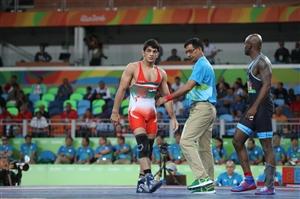 نتیجه کشتی حسن یزدانی در المپیک 2016 ریو+دانلود فیلم کامل مسابقات