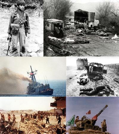 در چه تاریخی جنگ تحمیلی عراق علیه ایران آغاز شد؟