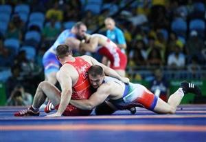 فیلم اهدای مدال نقره به کمیل قاسمی در المپیک 2016 ریو | دانلود کامل
