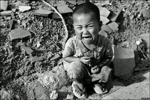 10 تصوير تأثيرگذار از کودکان که جهان را تکان داد               5