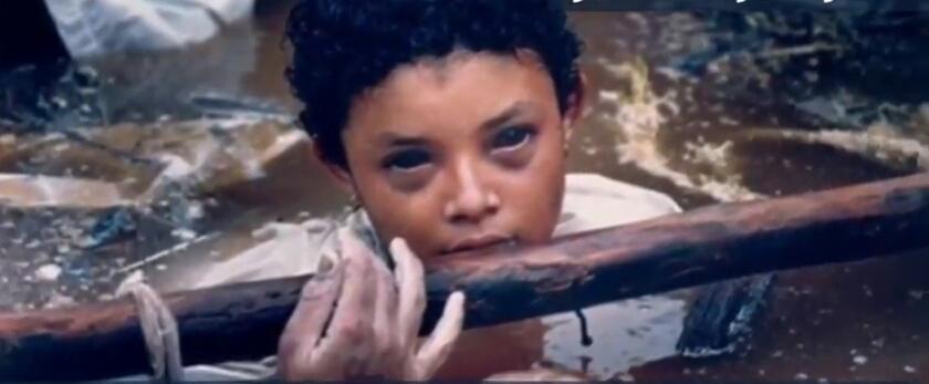 10 تصوير تأثيرگذار از کودکان که جهان را تکان داد               9