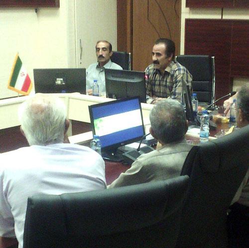 دیدار خانواده های کرمانشاهی با دو تن از نجات یافتگان فرقه رجوی