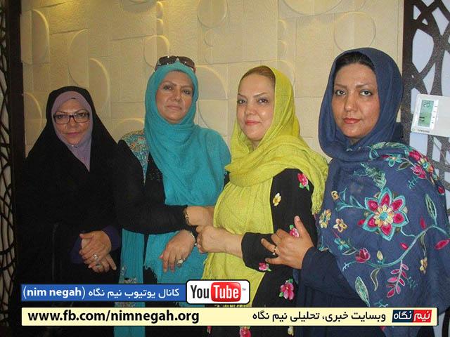گفتگوی سایت نیم نگاه و خواهران ایران پور ، دوزخ لیبرتی