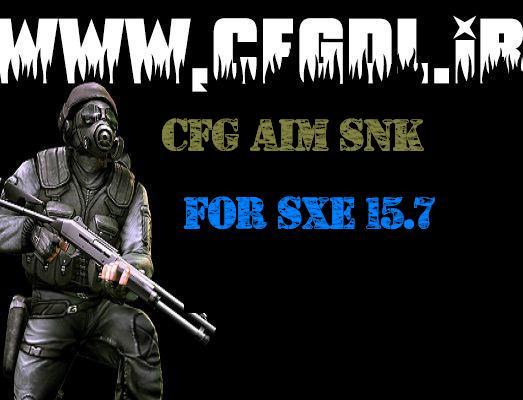 دانلود سي اف جي ايم sNk براي sXe InjecteD 15.7