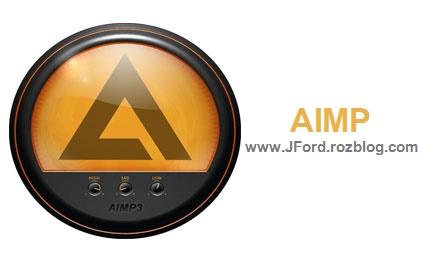 نرم افزار موزیک پلیر AIMP برای کامپیوتر