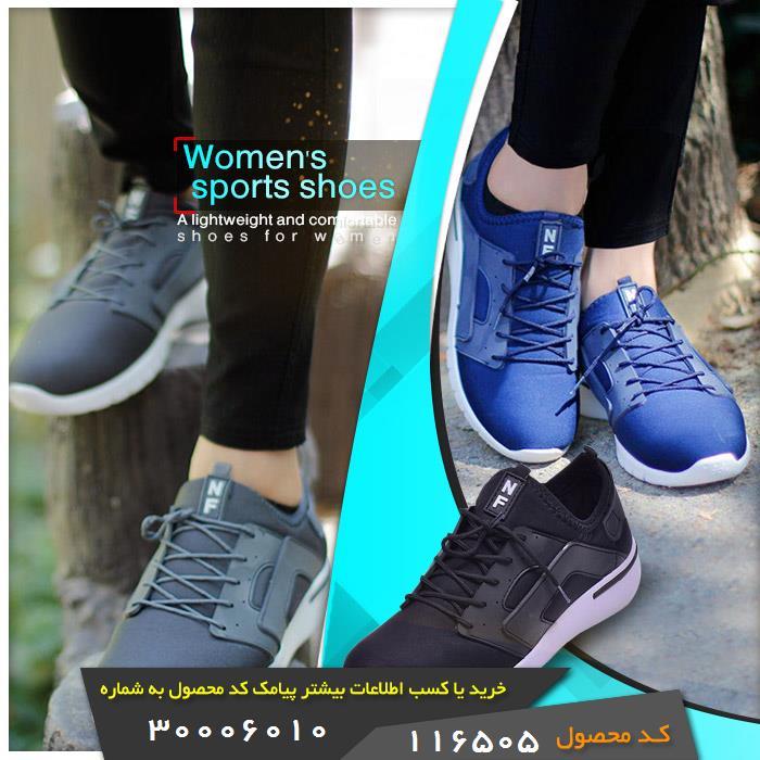 کفش ورزشی زنانه مدل 9099